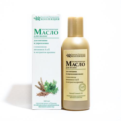 Масло для укрепления волос в домашних условиях